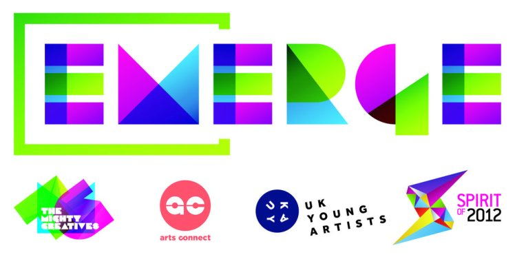 Image result for emerge young artists logo