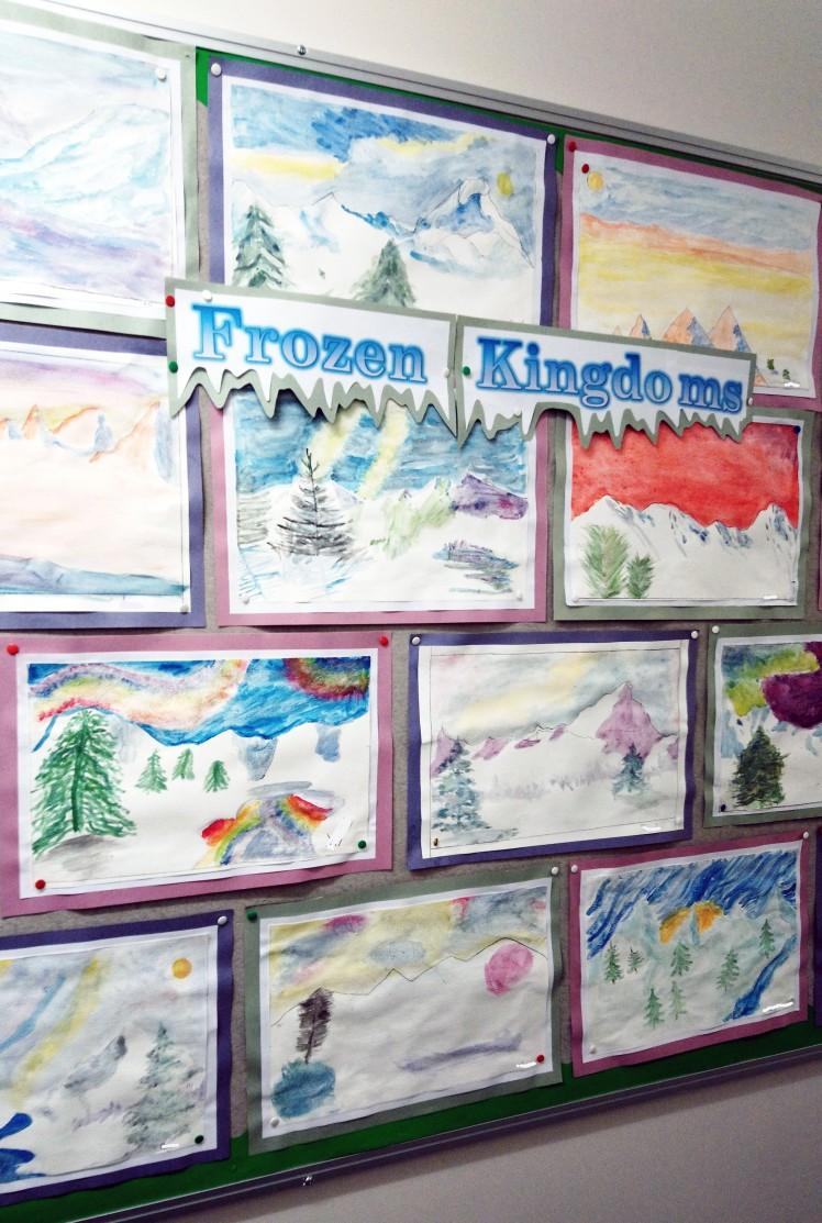 Frozen Kingdoms