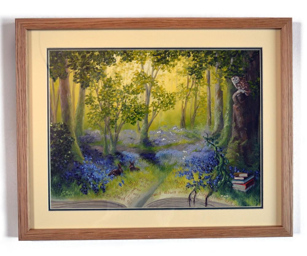 Thorpe painting white background